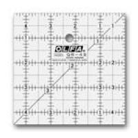 Lineal quadr. 4 x 4 Inch von Olfa ®