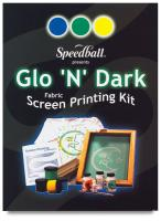 Glo 'N' Dark Siebdruck Kit