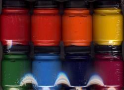 Versatex-Siebdruckfarben Kit 2