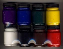 Versatex-Siebdruckfarben Kit 1